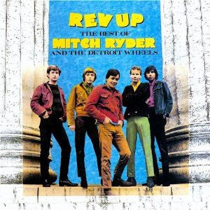 Ryder, Mitch & The Detroit Wheels - Rev Up