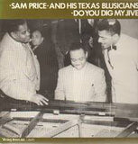 Price, Sam|Do You Dig My Jive*