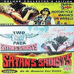 Heaven and Hell On Wheels Pack / Angel's Wild Women / Satan's Sadists  -