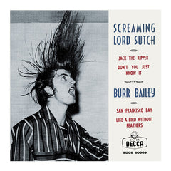 Screaming Lord Sutch|Jack The Ripper (Ltd. Ed. 500)
