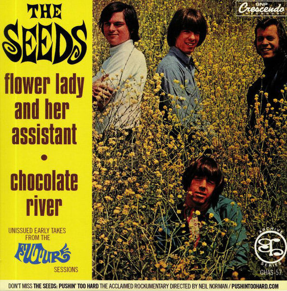 Seeds|Flower Lady and Her Assistant