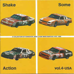 Shake Some Action Vol. 4 USA|Various Artists