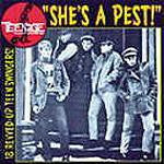 Teenage Shutdown: She's a Pest! - Various Artists