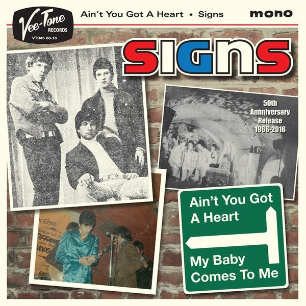 Signs - Aint You Got  a Heart