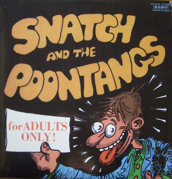 Snatch & The Poontangs|s/t