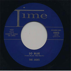 Jades - So Blue (blue vinyl)