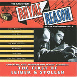 Rhyme And Reason - Fine Gals, Fast Women And Wailin' Daddies : The First Of Leiber & Stoller 2CD|Various Artists