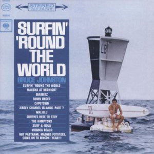 Johnston, Bruce - Surfin' Round The World
