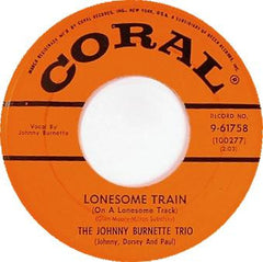 Burnette, Johnny Trio|Lonesome Trio