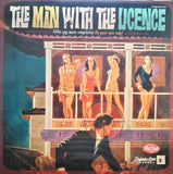 The Man With The Licence - Killer Spy Music Compilation|Various Artists