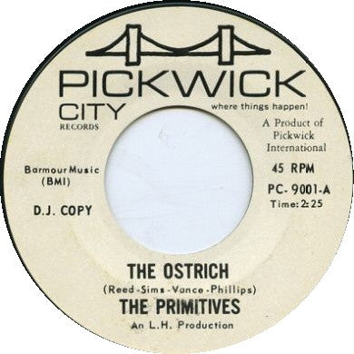 Primitives|The Ostrich