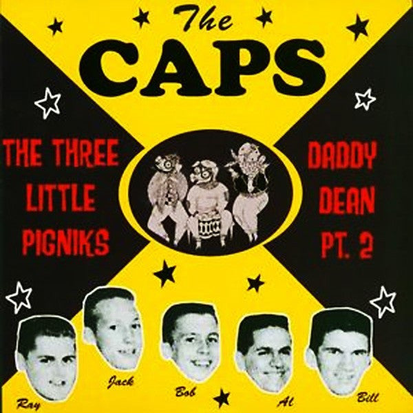 Caps|The Three Little Pigniks