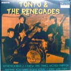 Tonto & The Renegades - Little Boy Blue + 3