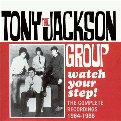 Jackson, Tony - Watch Your Step!