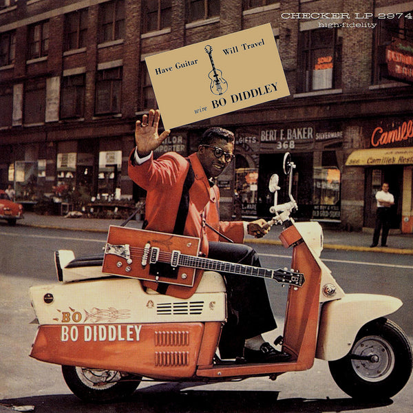 Diddley, Bo|Have Guitar Will Travel