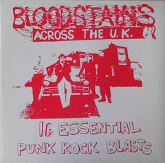 Bloodstains Across the UK Vol. 2|Various Artists