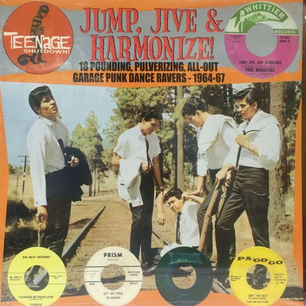 Teenage Shutdown: Jump, Jive & Harmonize|Various Artists