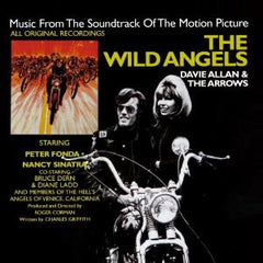 Allan, Davie & The Arrows - Wild Angels O.S.T.