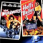 The Wild Angels + Hell's Belles -