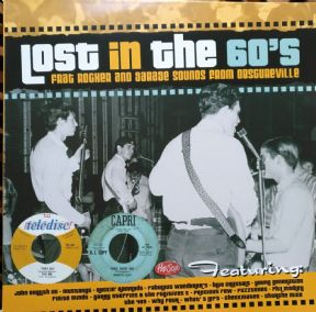 Lost in The 60's - Frat Rocker And Garage Sounds From Obscureville |Various Artists