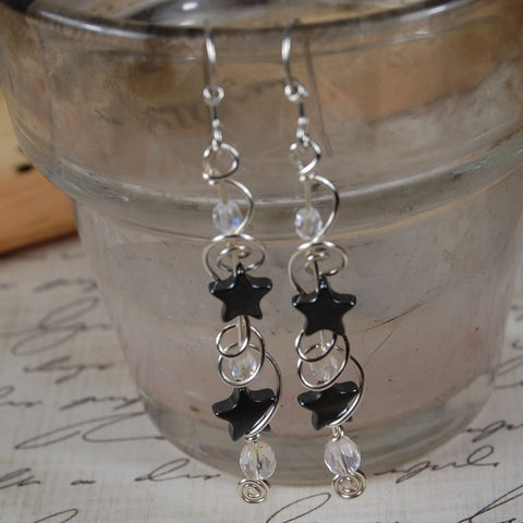 Skylit earrings
