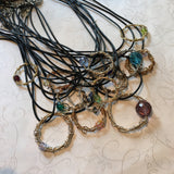 Guitar String Pendants
