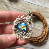 Pay-It-Forward Labradorite Pendant #2