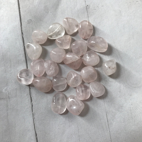 $15 Mystery Rose Quartz Pendants