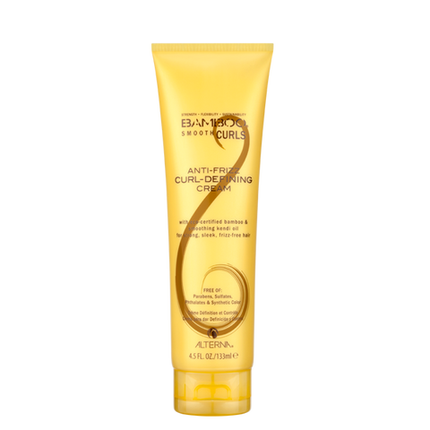 ALTERNA Bamboo Anti-Frizz Curl Defining Cream Крем за къдрици