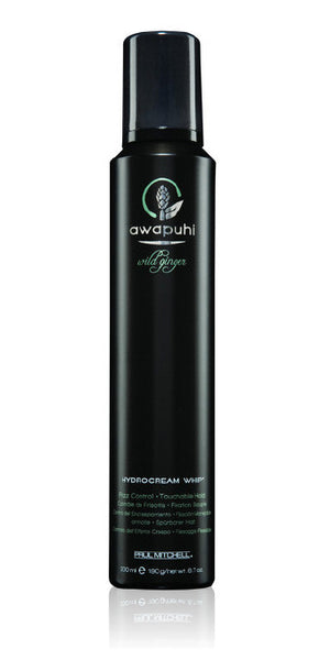 Paul Mitchell Awapuhi Wild Ginger HydroCream Whip Хидратираща крем-пяна 200 мл.