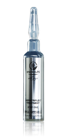 Paul Mitchell Awapuhi Wild Ginger KeraTriplex Treatment Aмпула за коса с кератин 10 мл.