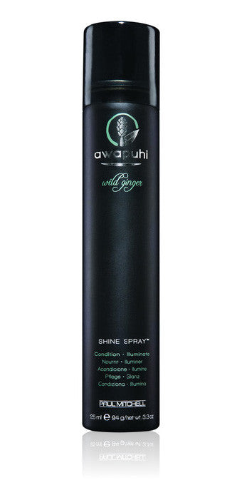 Paul Mitchell Awapuhi Wild Ginger Shine Spray Спрей за блясък 125 мл.