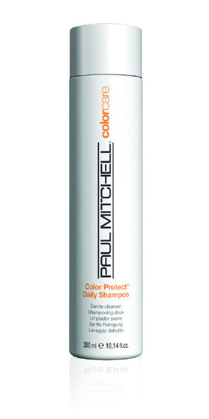 Paul Mitchell Color Protect Daily Shampoo Ежедневен шампоан за боядисани коси 300 мл.