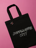 Suffragette City Tote Bag