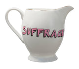 Suffragette City Milk Jug