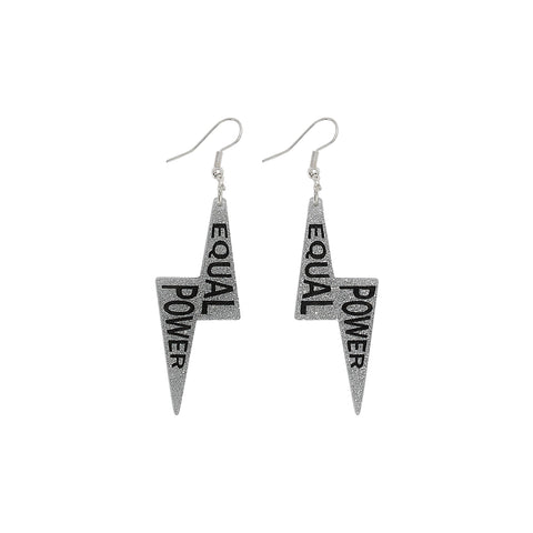 Equal Power Earrings