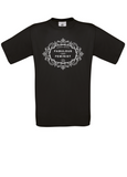 The Fawcett Society 'Fabulous and Feminist' Black Mens T-shirt