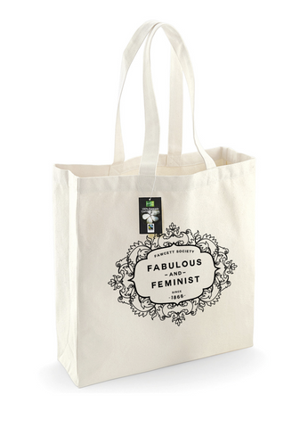 FABULOUS & FEMINIST Fairtrade Bag