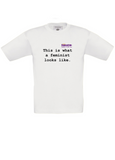 The Fawcett Society Children's T-shirt: This Is What A Feminist Looks Like