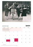 The 2020 Fawcett Calendar: 50 Years of the Equal Pay Act