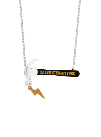 Smashing Stereotypes Necklace (Smashing Stereotypes)