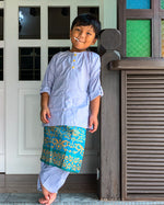 Kids Sampin Songketsungki - Blue