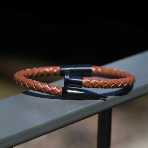Armera Split Anti-Spike Cuff x Rose Gold