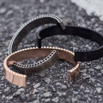 Armera Split Anti-Spike Cuff x Rose Gold (4 LEFT!)