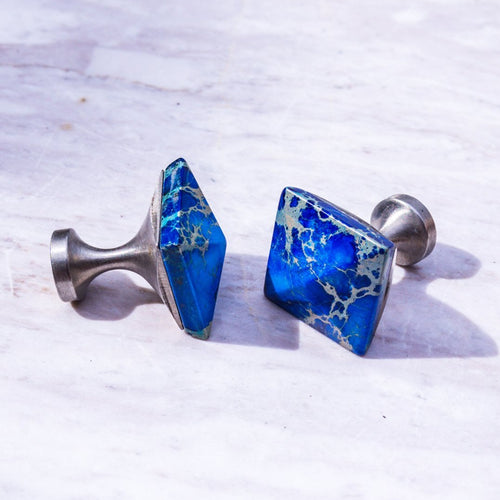 Cufflinks - Nile Imperial Blue