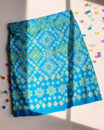 Kids Sampin Songketmania - Green