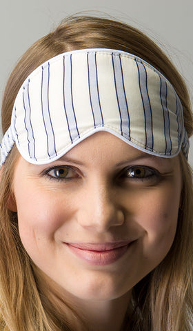Sleep Mask Stripe