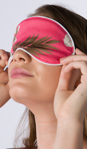 Sleep Mask Tropical