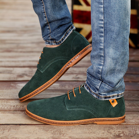 Derby Shoes (5 Colors) - TakeClothe - 1