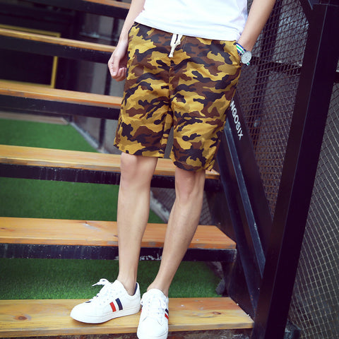 Camo Shorts (2 Colors) - TakeClothe - 1